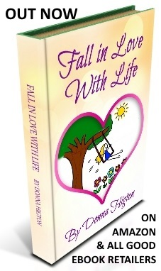 Fall in Love With Life book out now!