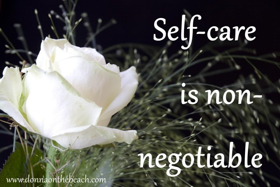 non negotiable